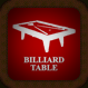 Billiardtable
