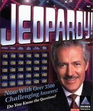 Jeopardy! Hasbro Interactive PC Game