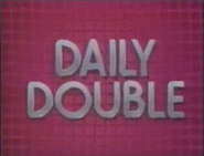Daily Double -41
