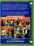 Strike it Rich $10 million ad 2