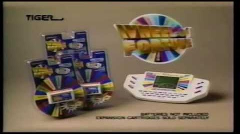 Wheel of Fortune ad, 1997