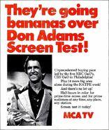 Don Adam's Screen Test 1975-2-24