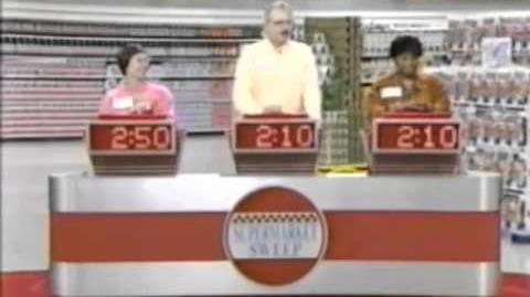 Supermarket Sweep of Champions (1991) Day 2 Wendy & Janine vs. Rich & Bruce vs
