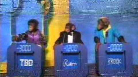 """The Chimp Channel """"Jeopardy!"""""""