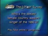 Uproar Survey Question