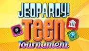 Jeopardy! Season 30 Teen Tournament Title Card