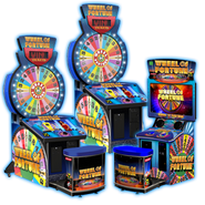 Wheel of fortune cabinets small