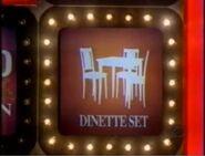 Celebrity PYL Dinette Set