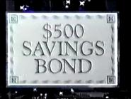 $500 Savings Bond Season 2