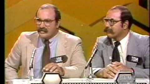 Blockbusters (October 31, 1980) Bill vs Joe Tom Part 2