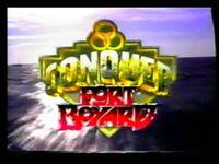 Conquer Fort Boyard Logo