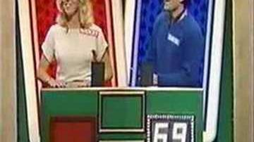 Dirty minded Card Sharks contestant