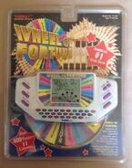 Wheel of Fortune Handheld 1995 a