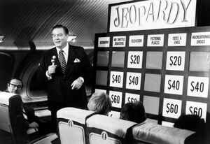 Jeopardy in Airplane II the Sequel