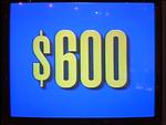 Jeopardy! 1991-1996 set $600 figure