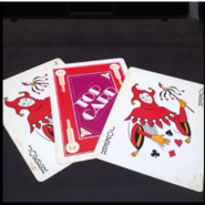 Top card back and jokers