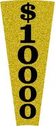 $10,000 Wedge b