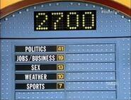 Sweep 2700