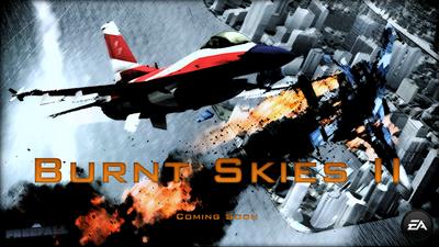 Burnt Skies II Teaser Poster V3