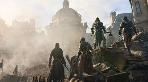 Assassin's Creed Unity Gameplay (PS4 Xbox One)