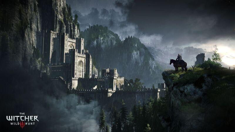 Witcher 3 Wild Hunt e3 2014-5