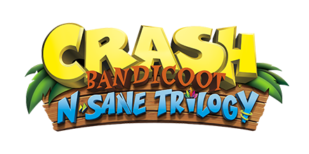 File:Crash Bandicoot N Sane Trilogy logo.png