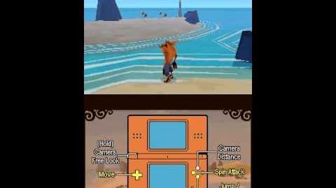 Unreleased Crash Bandicoot DS Demo from Renegade Kid