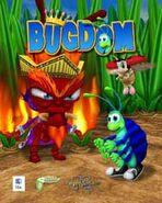 Bugdom mac boxart