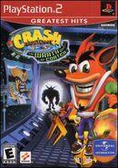 Crash Bandicoot WoC PS2 Greatest Hits NA