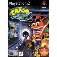 Crash WoC PS2 PAL