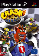 Crash Nitro Kart EU PS2 boxart