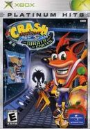 Crash Bandicoot WoC Xbox Platinum Hits NA