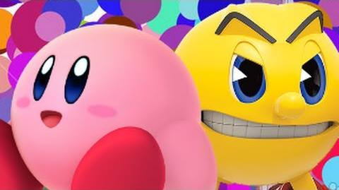 Kirby Vs Pac-Man- Gaming All Star Rap Battles Season 2-1