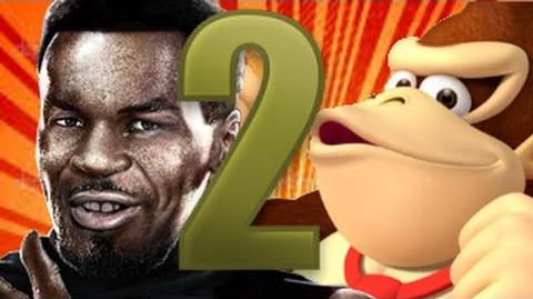 Mike Tyson Vs Donkey Kong 2- Gaming All Star Rap Battles Season 2