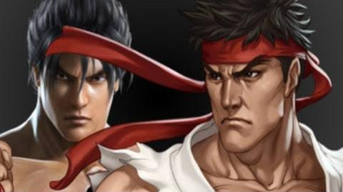 Jin Kazama Vs Ryu- Gaming All Star Rap Battles Season 1 Finale