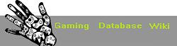 Gaming Database Wiki