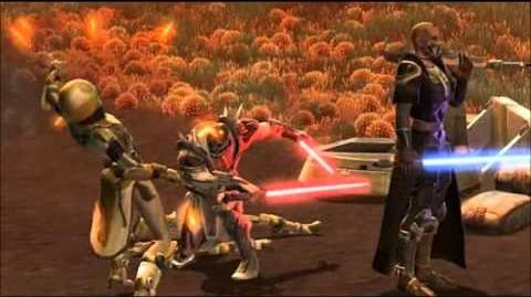 SWTOR - Sith Warrior Armor Progression