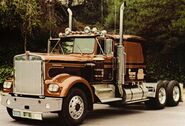 Gandoler The A958W IN year 1974