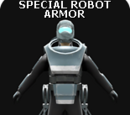 Special Robot Armor