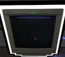 Hacking terminal