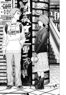 Gantz hiroto meets tonkotsu