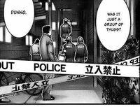 Police Crime Investigators