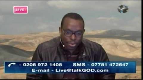 The Fresh Prince of the Dark Side Pranks Christian TV