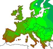 EU Hardiness 4 to 10