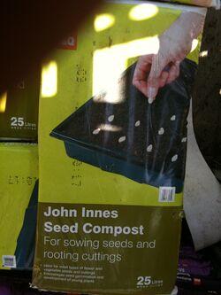 John innes seed compost