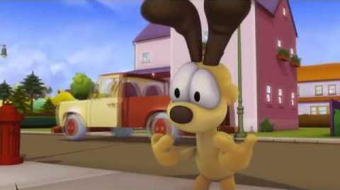 Dog Danger The Garfield Show Cartoon Network