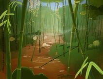 Bamboo Forest Colour Concept 1