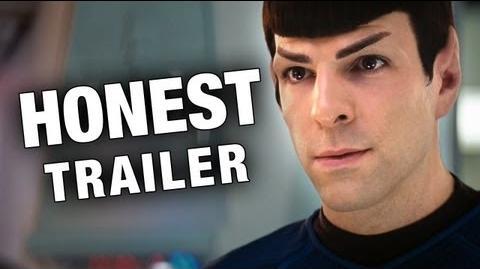 Honest Trailers - Star Trek (2009)
