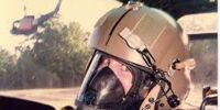U.S. M24 aircraft crew Gas Mask