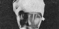 M7 Headwound Gas Mask